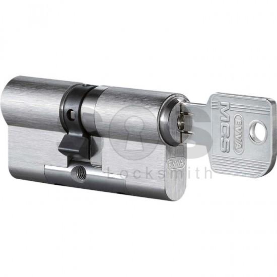 Австрийски патрон за врата EVVA MCS с 3 ключа