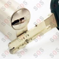 Патрон за врата MOTTURA C29 31/51 с висока секретност