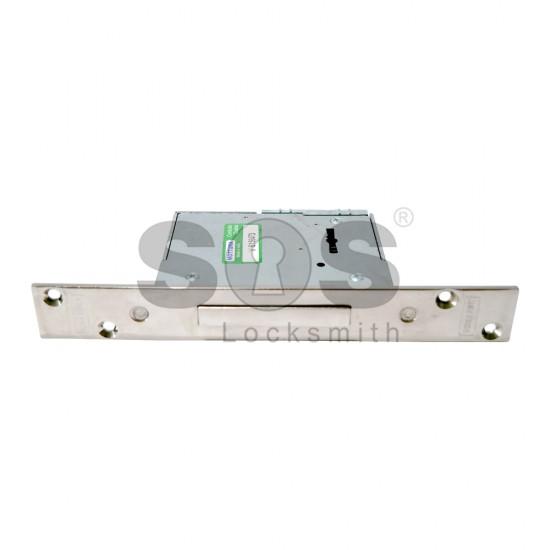 Допълнителна касова брава за врата Mottura с 2 оборота