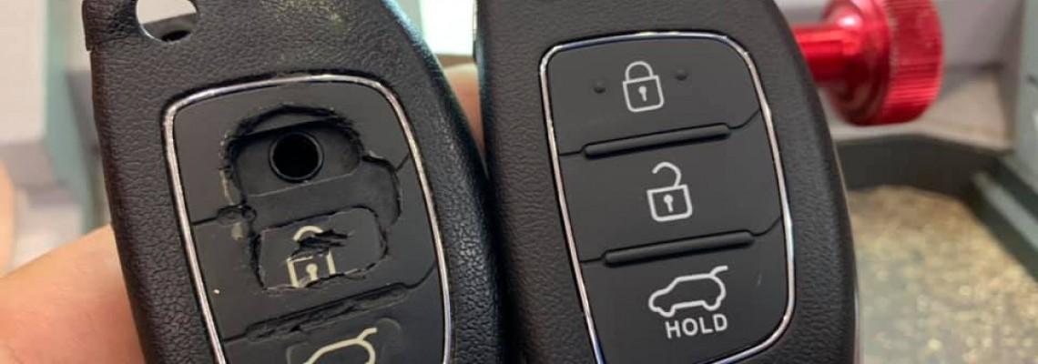 Видове автоключове в нашия ключарски център