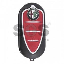 Сгъваем ключ за коли Alfa Romeo Giulietta - 433 MHz
