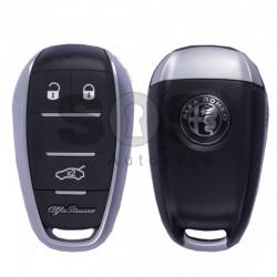 Оригинален смарт ключ за коли Alfa Romeo Stelvio с 3 бутона - 433 MHz