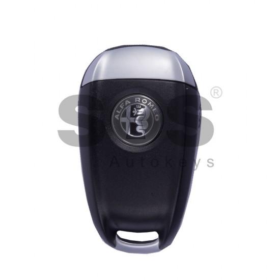 Смарт ключ за коли Alfa Romeo Stelvio с 3 бутона - 433 MHz