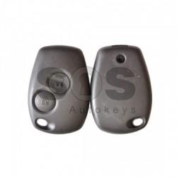 Оригинален ключ за Nissan с 2 бутона 434 MHz HITAG2 / PCF 7946