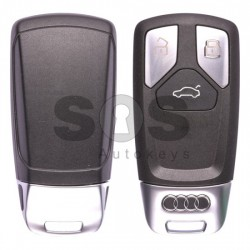 Оригинален смарт ключ за коли Audi TT с 3 бутона - 434 MHz Keyless Go