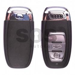 Смарт ключ за коли Audi BCM с 3 бутона - 868 MHz