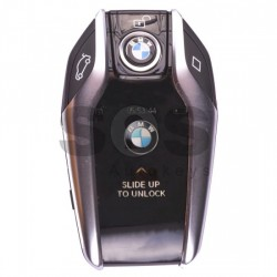 Оригинален високотехнологичен ключ за коли BMW 5/7-серии с 5 + бутона 434 MHz