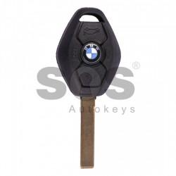 Оригинален ключ за коли BMW E-серии с 3 бутона - 433 MHz