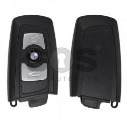 Смарт ключ за коли BMW F-серия с 3 бутона - 434 MHz Keyless Go