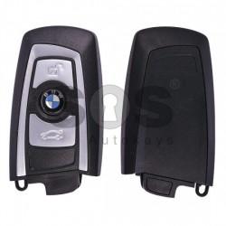 Смарт ключ за коли BMW F-серии с 3 бутона - 868 MHz