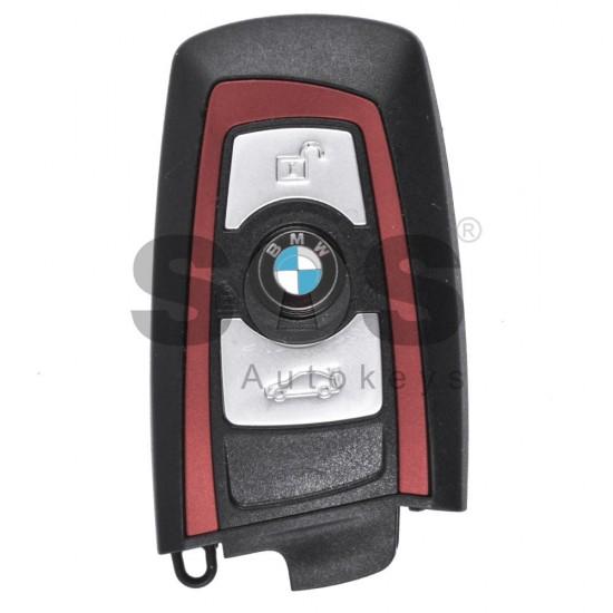 Оригинален смарт ключ за коли BMW F-серии с 3 бутона - 868 MHz