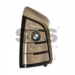 Оригинален смарт ключ за коли BMW G-серии с 4 бутона - 315 MHz Keyless Go