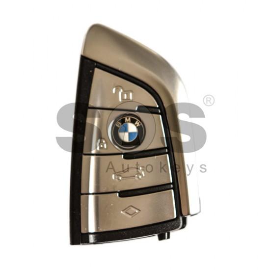 Оригинален смарт ключ за коли BMW G-серии с 4 бутона - 434 MHz Keyless Go