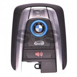 Смарт карта за BMW I3/I8 с 4 бутона - 434 MHz Keyless Go