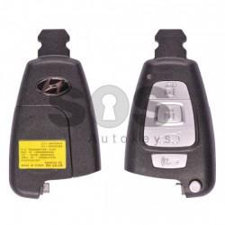 Оригинален смарт ключ за коли Hyundai Veracruz с 4 бутона - 315 MHz