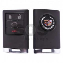Смарт ключ за коли Cadillac с 4 бутона - 433 MHz Keyless Go