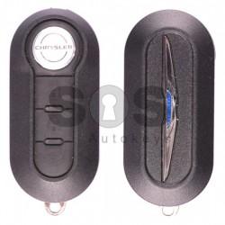 Оригинален сгъваем ключ за коли Chrysler Ypsilon с 3 бутона - 434 MHz