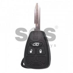 Ключ за коли Chrysler с 3 бутона - 433 MHz