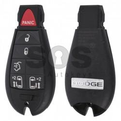 Оригинален смарт ключ за коли Dodge с 5+1 бутона - 433 MHz