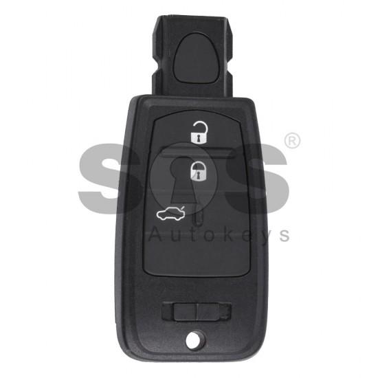 Смарт ключ за коли Fiat Croma с 3 бутона - 433 MHz