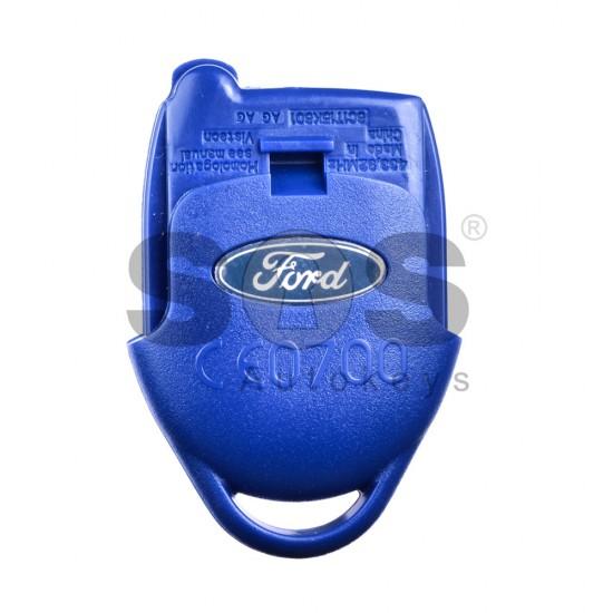 Оригинален ключ за коли Ford с 3 бутона - 433 MHz