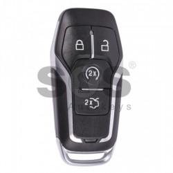 Оригинален смарт ключ за коли Ford с 4 бутона - 868 MHz - HITAG - Pro