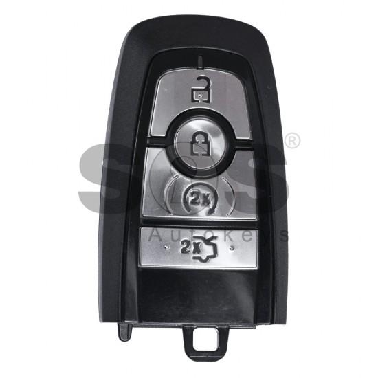 Смарт ключ за коли Ford с 4 бутона - 868 MHz