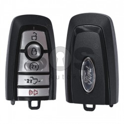 Оригинален смарт ключ за коли Ford с 4+1 бутона - 902 MHz