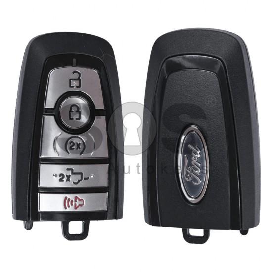 Смарт ключ за коли Ford с 4+1 бутона - 902 MHz