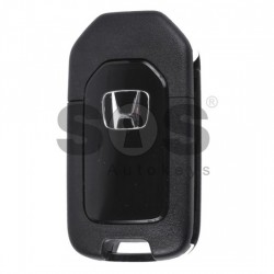 Сгъваем ключ за коли Honda с 3 бутона - 433 MHz
