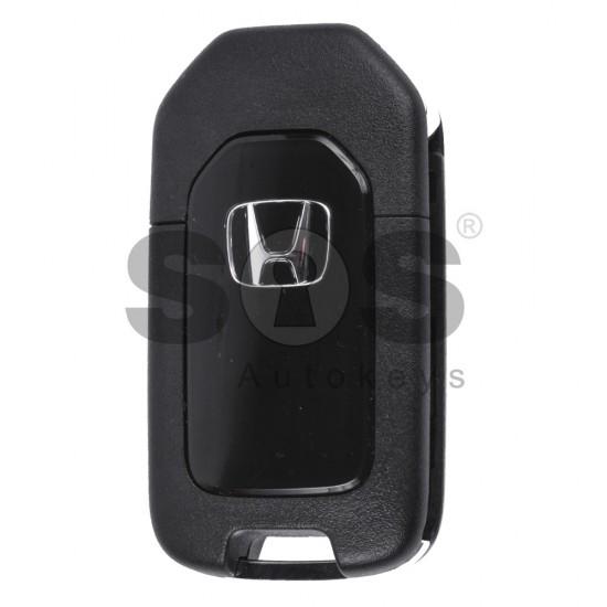 Сгъваем ключ за коли Honda CR-V с 2 бутона 433MHz HON66