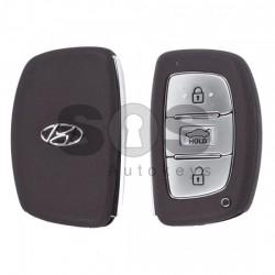 Оригинален смарт ключ за коли Hyundai с 3 бутона - 433 Mhz - PCF 7952