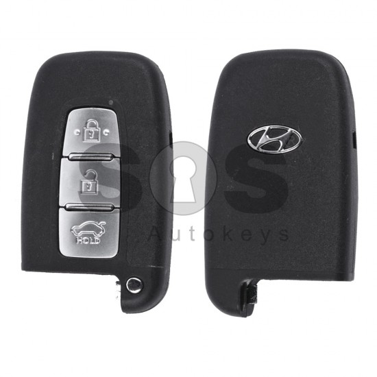 Смарт ключ за коли Hyundai с 3 бутона - 434 MHz - PCF 7952