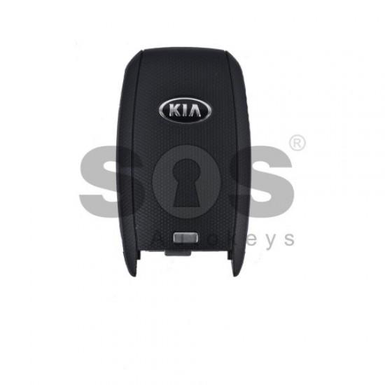 Оригинален смарт ключ за коли Kia Carnival с 5 бутона 433MHz