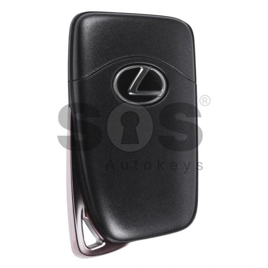 Смарт ключ за коли Lexus LX 570 с 3+1 бутона 433 MHz