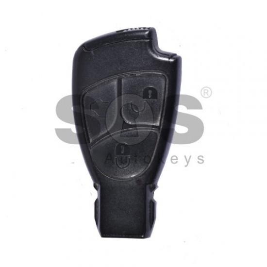 Смарт ключ за коли Mercedes с 3 бутона 433MHz Keyless Go