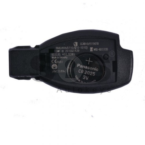 Смарт ключ за коли Mercedes Sprinter/Vito с 2 бутона 433MHz