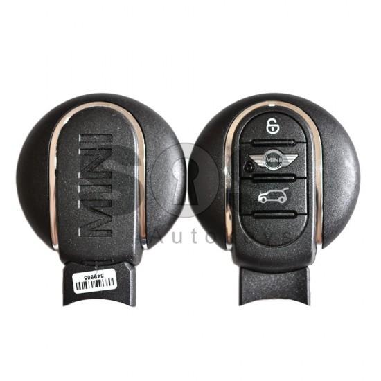 Оригинален смарт ключ за MINI Clubman с 3 бутона 434 MHz
