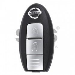 Оригинален смарт ключ за коли Nissan с 2 бутона 434 MHz