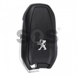 Оригинален смарт ключ за коли Peugeot 3008/5008 с 3 бутона 434 MHz