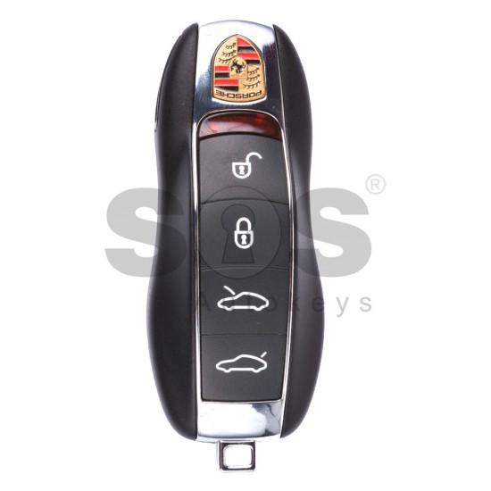 Ключ за коли Porsche с 4 бутона 434MHz