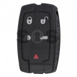 Смарт ключ за коли Land Rover/Range Rover с 4+1 бутона Честота - 433MHz