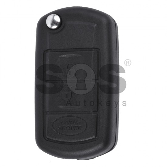 Сгъваем ключ за коли Land Rover Бутони - 3  Честота 434 MHz