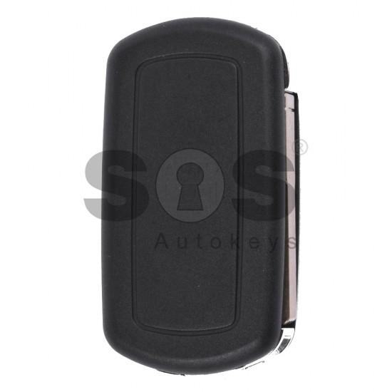 Сгъваем ключ за коли Land/Range Rover с 3 бутона Честота 434 MHz