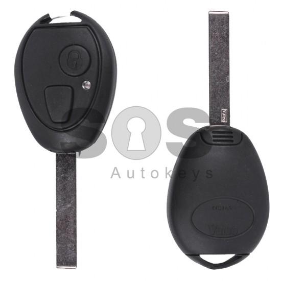 Оригинален ключ за коли Rover 75 с 2 бутона 433MHz