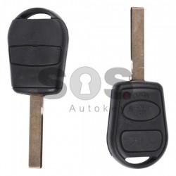 Ключ за коли Rover с 3 бутона Честота - 433 MHz