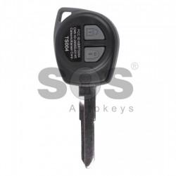 Оригинален ключ за коли Suzuki с 2 бутона 433 MHz PCF7961