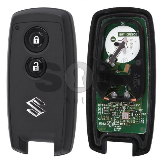 Ключ за коли Suzuki с 2 бутона 433MHz
