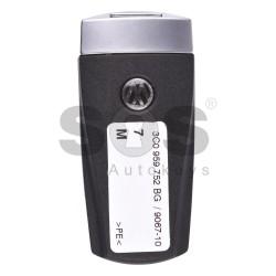 Оригинален смарт ключ за VW Magotan с 3 бутона 434MHz