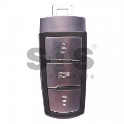 Оригинален смарт ключ за Volkswagen Passat с 3 бутона 434MHz